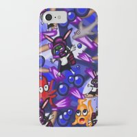 scuba iPhone & iPod Cases featuring Scuba by Mark Greulach