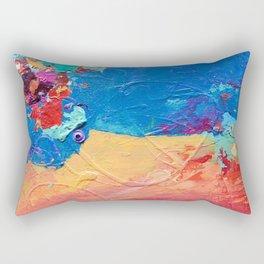 Change by Nadia J Art Rectangular Pillow