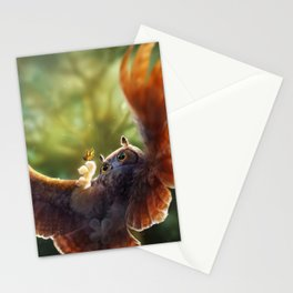 Caught in the moment Stationery Cards