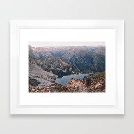 Nature Poetry  Framed Art Print