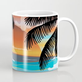 SUNSET BLVD Coffee Mug