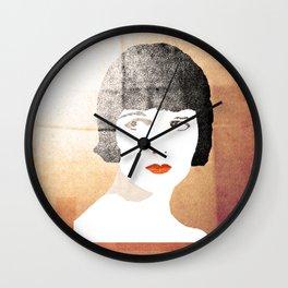 - louise - Wall Clock