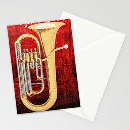 Euphonium: The Baby Tuba Stationery Cards