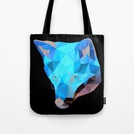 Lowpoly Fox Tote Bag