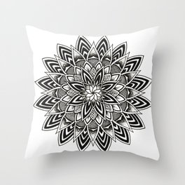 We all the same and different Throw Pillow