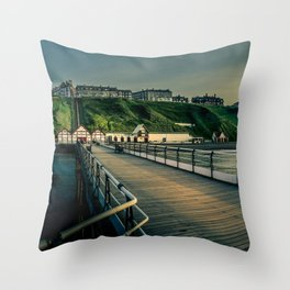 That View Throw Pillow