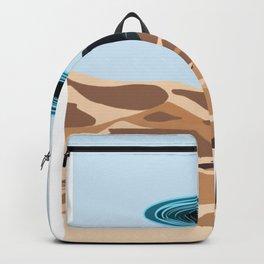 A máquina do tempo Backpack
