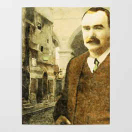 James Connolly (1868-1916) at Cowgate Poster