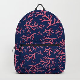 Flotsam Coral Backpack