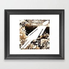deadstep Framed Art Print