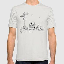 Cat Adventure T-shirt