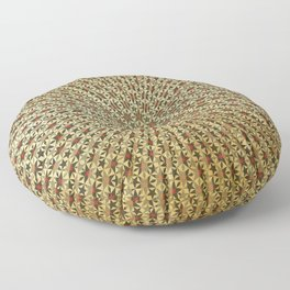 Radiating Stars Floor Pillow