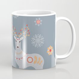 Nordic Winter Coffee Mug