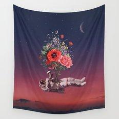 Flourishing of Life Wall Tapestry