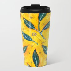 connected to nature Metal Travel Mug
