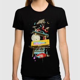 LA PSYCH ADVERT T-shirt