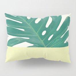 Monstera Dip II Pillow Sham