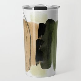 minimalism 6 Travel Mug