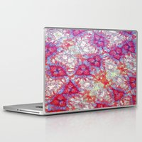 dna Laptop & iPad Skins featuring DNA by MonsterBrown
