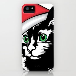 Oh, Gosh! It's Christmas?! iPhone Case