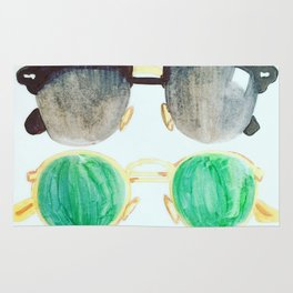 Ray of Sunnies Rug