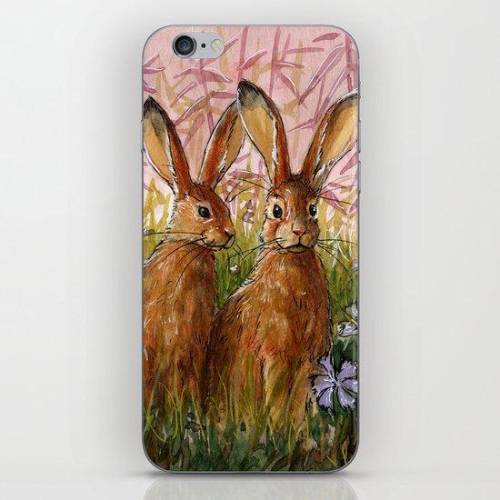 Happy Bunnies A0072 iPhone & iPod Skin