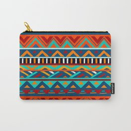 Affrican pattern, abstract geometric pattern Carry-All Pouch