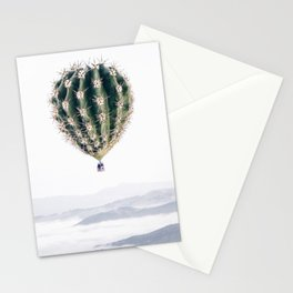Flying Cactus Stationery Cards