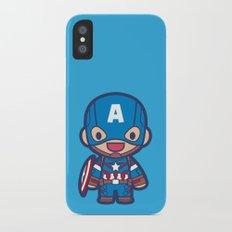 Captain iPhone X Slim Case