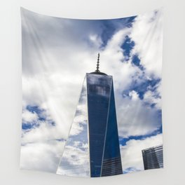 Freedom Tower Wall Tapestry