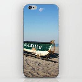Pacific Escape iPhone Skin