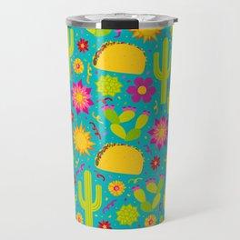 Taco Garden Travel Mug