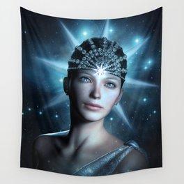 Starlight Beauty Wall Tapestry