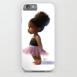 Litte Dancer 2021 Updated iPhone Case