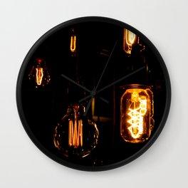 Light 'Em Up Wall Clock