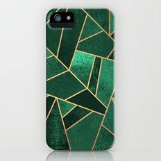 Emerald and Copper Slim Case iPhone SE