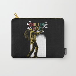 Chilling Vibe Carry-All Pouch