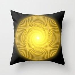 Natural Human Progression Toward Enlightenment Throw Pillow