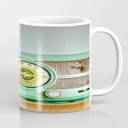 Turn Up The Radio Coffee Mug