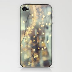 Holding on to Love iPhone & iPod Skin