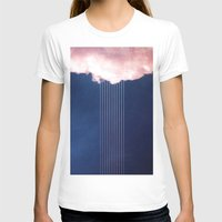 rain T-shirts featuring Rain by SUBLIMENATION