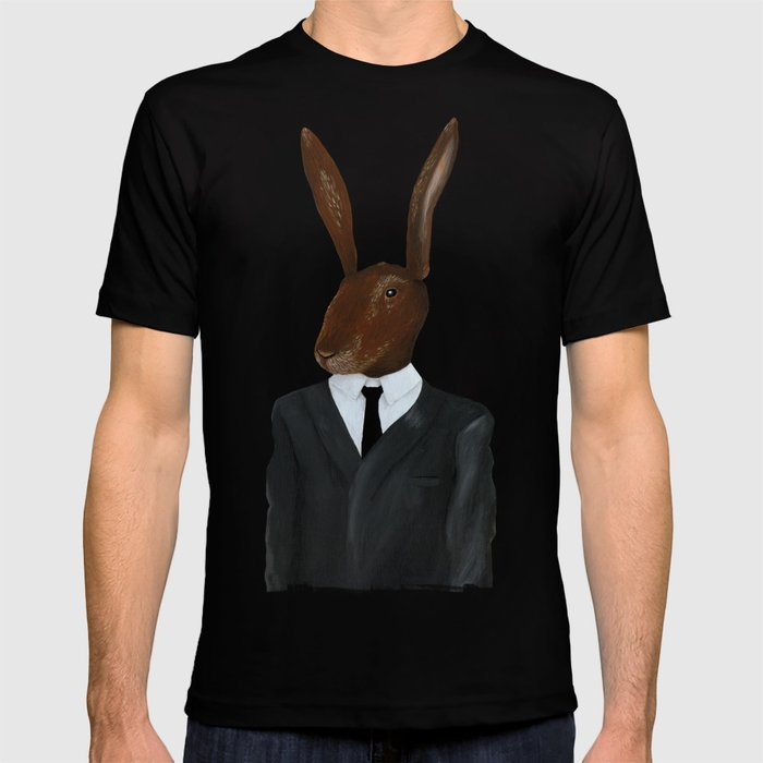 David Lynch   Rabbit T-shirt