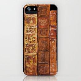 Livres Des Morts iPhone Case