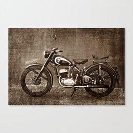 Puch TT 1952 Canvas Print
