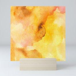 Sarasvati n°2 Abstract Series Mini Art Print