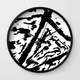 Hype Divine - B&W Wall Clock