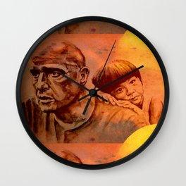 Marlon Brando - original Wall Clock