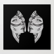Sisters IV Canvas Print