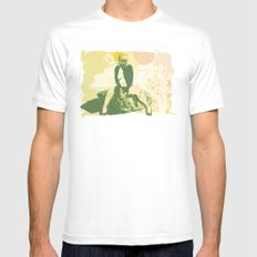 Tusken Layder Mens Fitted Tee White SMALL