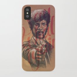 Say What Again iPhone Case